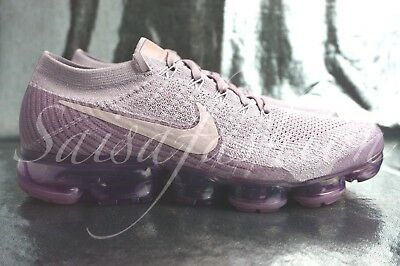 90f3ede69e ... cheap nike air vapormax flyknit 849557 502 plum fog womens running shoes  sz 10 b2f91 02b66