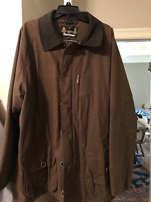Barbour Midas Jacket Waterproof Lightweight & Breathable Men's XXL Ashby