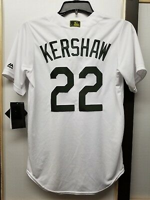 a743b67fd NWT Los Angeles Dodgers Clayton Kershaw Majestic 2018 Memorial Day Mens S  Jersey
