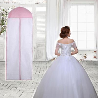 Large Breathable Garment Storage Bag Bridal Gown Wedding Dress Proof Dust Cover