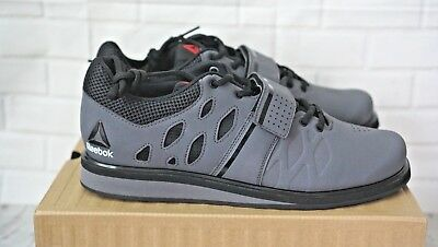 1d585f6410aa REEBOK LIFTER PR Men s Weightlifting Crossfit Powerlifting Power Training  Shoes -  99.99