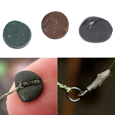 1pcs Soft Tungsten Rig Putty 15g Carp Fishing Terminal Tackle Random Color