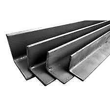 Mild Steel Angle Iron Various Sizes / Lengths