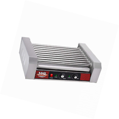 Great Northern Popcorn Company 24 Hot Dog 9 Commercial Roller Grilling Machine,