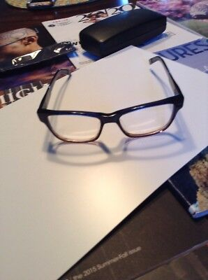 1205206dcc John Varvatos V361 Uf Navy Gradient 53-17 140 Made In Japan New Nice. 1 of  12FREE Shipping ...