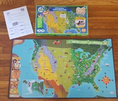 Leapfrog Interactive United States Map | casami