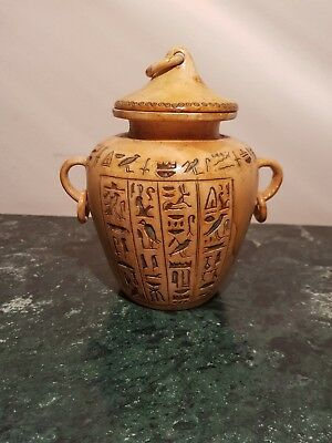 Rare Antique Ancient Egyptian Funeral Vessel for food grave mummy 1860-1750BC
