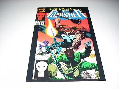 THE PUNISHER Vol. II, No.78, May 1993 (Survival Part 2) (Marvel)