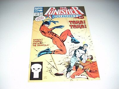 THE PUNISHER Vol. II, No.68, Late August 1992 (Eurohit 5 of 7) (Marvel)