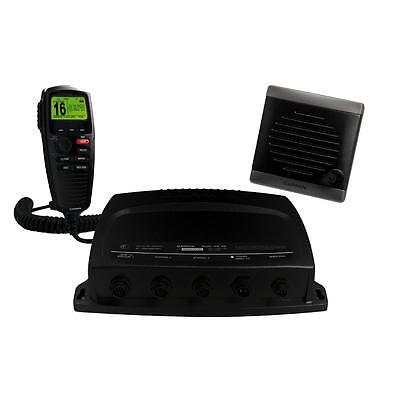 Garmin Black VHF 300 AIS Radio - Receives NOAA Weather Alert