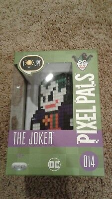 PDP Pixel Pals The Joker #014 New in Box