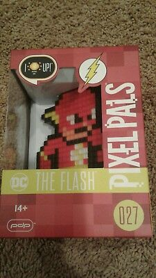 PDP Pixel Pals The Flash #027 New in Box