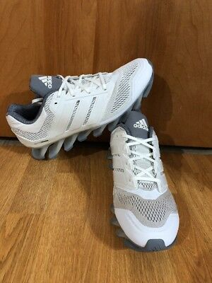 2813178ac560 MENS ADIDAS SPRINGBLADE Running Shoes size 13 very Rare stately ...