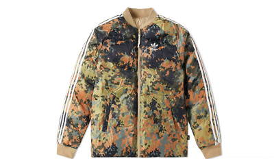 ADIDAS X PHARREL WILLIAMS SST WINTER JACKET HU HIKING CAMO