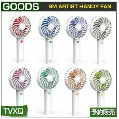 KPOP Portable Mini  Hand-held Summer Cooling Fan(TVXQ/SNSD/SHINEE/EXO/RV/FX/NCT)