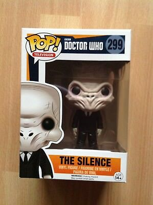 Funko Pop - Doctor Who - The Silence