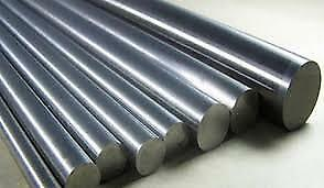 Bright Round Bar Grade EN3B Various Sizes / Lengths 750mm - 1000mm -1500mm