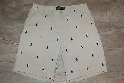 Polo Ralph Lauren Prospect Shorts Embroidered All Over Print Pony