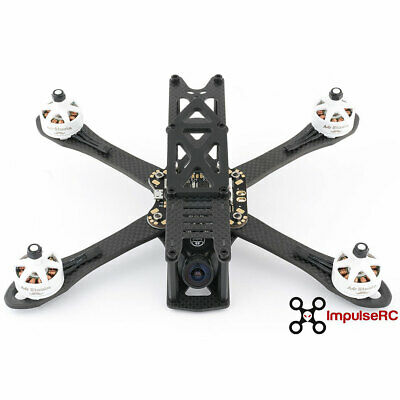 "ImpulseRC Mr. Steele Alien 5"" Frame Kit mit KISS PDB OSD"
