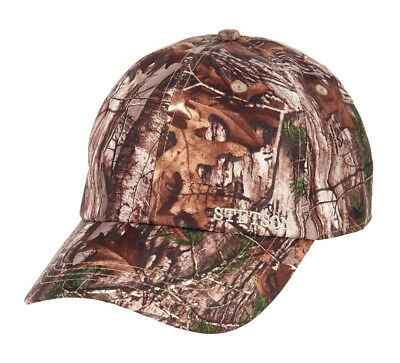 e9cb33af323 Stetson - Mens O S - NWT - No Fly Zone Insect Repellent Camo Baseball