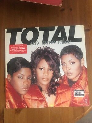 "TOTAL ‎- No One Else (12"") (VG/G+)"
