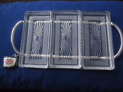 Queen Anne Mayell & Co Wednesbury England Silver Plated