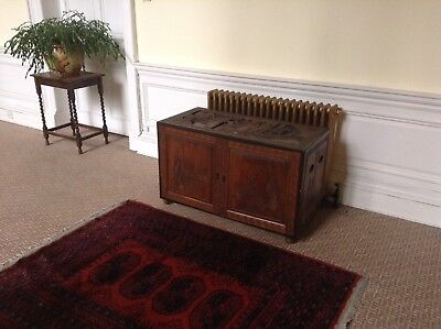 Chinese Antique Cabinet Chest