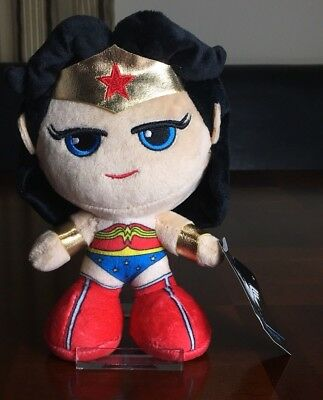 Collectible Plush-DC Comics' Wonder Woman Stuffed Doll - New