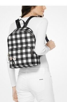 cce46886549860 NWT MICHAEL MICHAEL Kors Gingham Large Backpack💕💕💕 - $168.00 ...