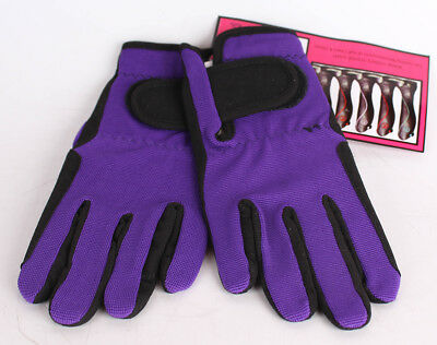 Riders Trend Ladies Rider GLOVES RIDING GLOVES Amara Palm Breathable M