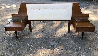 G Plan Headboard Tola Midcentury Vintage Retro (delivery available)