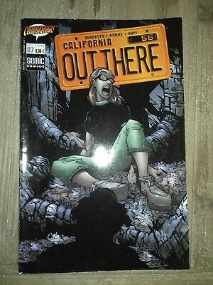 comics OUT THERE N°7