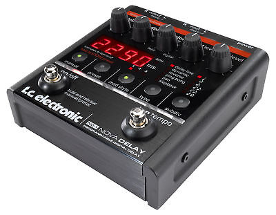 TC Electronic ND-1 Nova Delay Guitar Effects Pedal -  960610005 (Brand New)