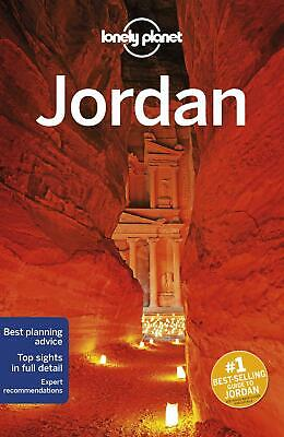 Lonely Planet Jordan by Lonely Planet Paperback Book Free Shipping!