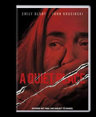 A Quiet Place - DVD Region 4 Free Shipping!