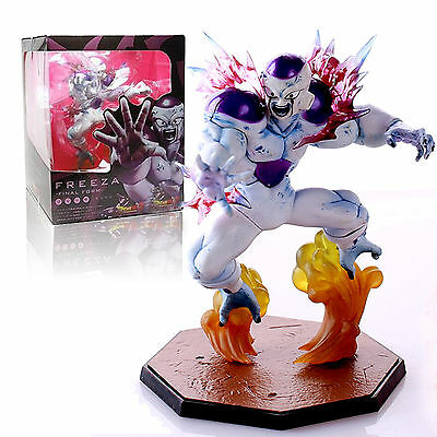Anime Dragon Ball Z DBZ Final Form Freeza Frieza PVC Figure Figurine Toys In Box