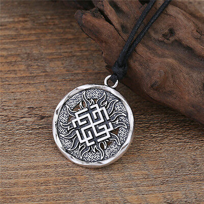 Svarozhich Slavic Pendant Necklace Ancient Russian Amulet Talisman Pagan Jewelry