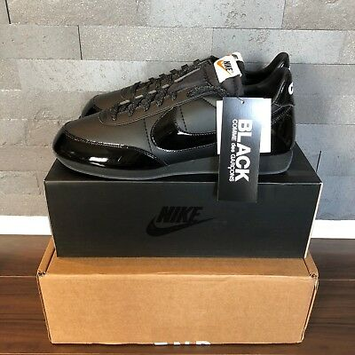 Nike x Comme des Garcons Night Track AQ3695-001 US11.5 2018 AUTHENTIC