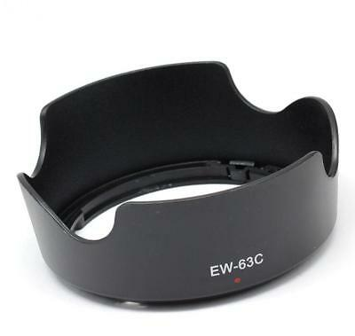 EW-63C EW63C Camera Lens Hood Part Spare for Canon EF-S 18-55mm f/3.5-5.6 IS STM