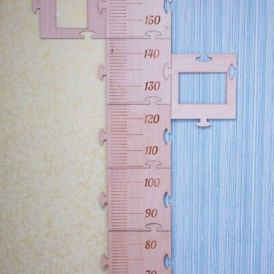 Growth Meter Baby Ruler Puzzle Kids Scool shipping free new