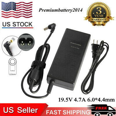 AC Adapter For Sony KDL-48W600B KDL-40W600B Smart LED HD TV Power Charger Cord