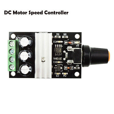 DC6V/12V/24V/28V 3A PWM Regulator Motor Speed Controller Potentiometer Switch