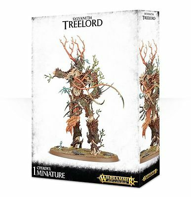 Sylvaneth Treelord - Warhammer Age Of Sigmar - Games Workshop - Bnib - 1St Class