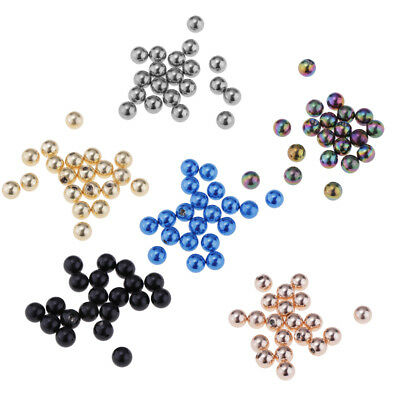 20pcs 5mm Tiny Replacement Balls Body Jewelry Piercing Barbell Parts 14G