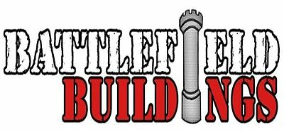 28mm - BATTLEFIELD BUILDINGS - GREEK & ROMAN - ANCIENT- WARGAMES TERRAIN