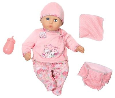 "my first Baby Annabell ""I care for you"", Puppe mit funktion Zapf Creation 794326"