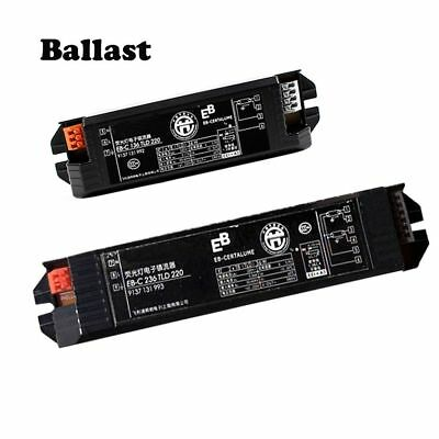 220-240V Durable Ballast AC Wide Voltage T8 Electronic Fluorescent Lamp
