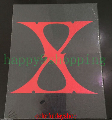 SEALED X JAPAN Blu-ray 6BD Full Box Set Factory Sealed FAST DELIVERY+FREE GIFT