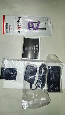 Lot of 8 NEW  BOX LG V-CAST Black MUSIC CELL PHONE VERIZON FAST SHIPPING