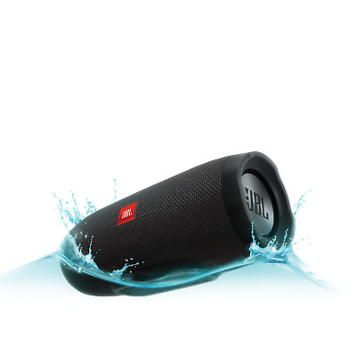 JBL CHARGE 3 Waterproof Portable High-Powered Bluetooth Speaker, Wireless